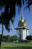 CAMBOYA KHMER ROUGE Imagen de archivo libre de regalías