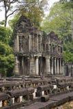 Camboya, templo antiguo Imágenes de archivo libres de regalías