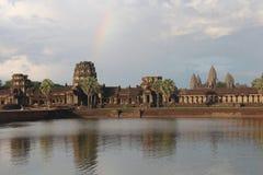 camboya Templo de Angkor Wat Ciudad de Siem Reap Provincia de Siem Reap fotos de archivo libres de regalías