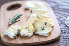 Cambozola cheese Royalty Free Stock Photography