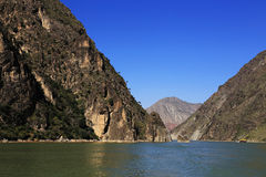 Cambra Park Yellow River scenery Stock Image