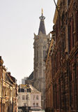 Cambrai, France. Notre Dame Cathedral Royalty Free Stock Image