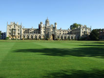 Cambridge Photos libres de droits