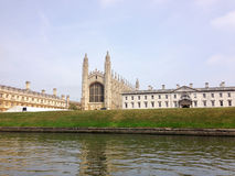Cambridge Fotografia de Stock Royalty Free