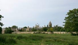 Cambridge. Image libre de droits