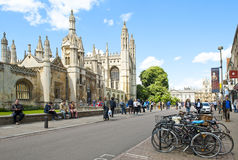 cambridge Image stock