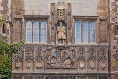 Cambridge Angleterre Photos libres de droits