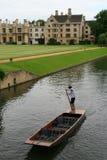 cambridge Anglii Zdjęcie Stock