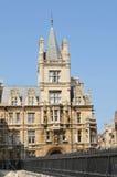 Cambridge architecture Stock Photography