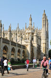 Cambridge architecture Royalty Free Stock Photography