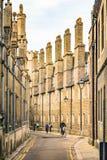 Cambridge, Cambridgeshire,  England. Royalty Free Stock Photo