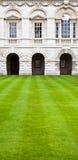 Cambridge college Stock Photo