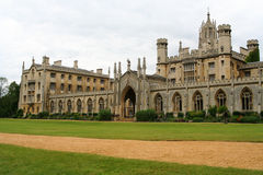 cambridge england Royaltyfri Foto