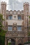 Cambridge England Stock Photo