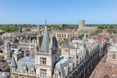 Cambridge England Royalty Free Stock Photography