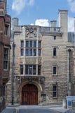 Cambridge England Historical Brick Building Royalty Free Stock Images