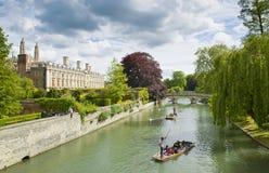 Cambridge Stock Image