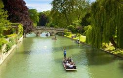 Cambridge Royalty Free Stock Photos