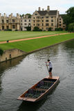 Cambridge, Inglaterra Foto de archivo