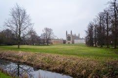 Cambridge, Inglaterra Imágenes de archivo libres de regalías