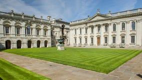 Cambridge University City royalty free stock photography