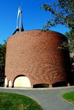 Cambridge, MA: Kaplica przy M Ja T Obraz Royalty Free