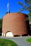 Cambridge, MA: Saarinen Chapel at M. I. T. Stock Photo
