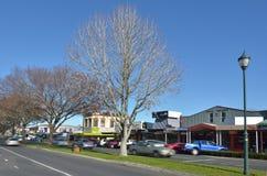 Cambridge New Zealand Stock Images