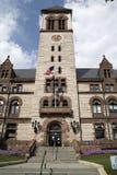 Cambridge-Rathaus in der Masse USA Stockfotografie