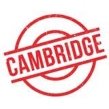 Cambridge rubber stamp Royalty Free Stock Photos