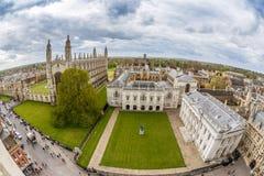 Cambridge in spring Stock Image