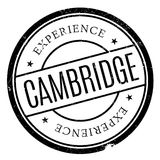 Cambridge stamp rubber grunge Royalty Free Stock Photography