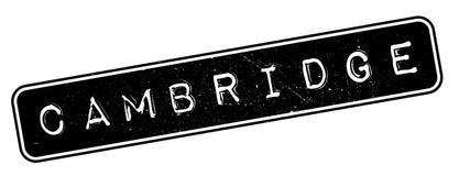 Cambridge-Stempel Lizenzfreies Stockfoto