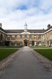 cambridge szkoła wyższa sala trinity uniwersytet Obrazy Stock