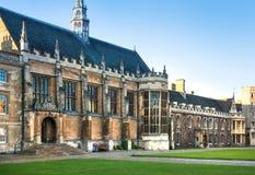 Cambridge, Trinity college old students corpus, est. 1546 Stock Image