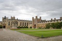 cambridge universitetar Arkivbilder