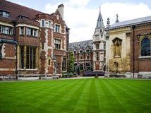 cambridge universitetar Fotografering för Bildbyråer