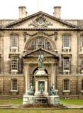 cambridge universitetar Arkivfoton