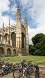 Cambridge University Royalty Free Stock Photos