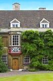 Cambridge University Royalty Free Stock Images