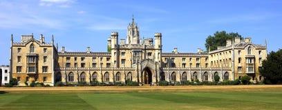 cambridge university Obraz Royalty Free