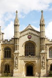 Cambridge university Stock Photo