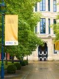 Cambridge University Business School Stock Images