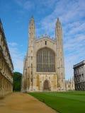 Cambridge University Royalty Free Stock Photography