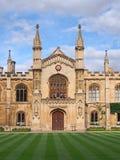 Cambridge University Stock Image