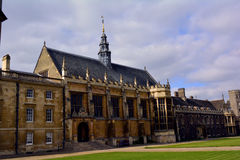 Cambridge university old builing, UK Royalty Free Stock Images