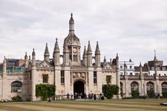 Cambridge University. St John's College at Cambridge University, England, UK Stock Photography