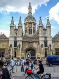 Cambridge university Royalty Free Stock Images