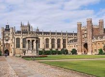 Cambridge University Royalty Free Stock Photo