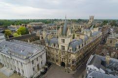 Cambridge view Stock Photos
